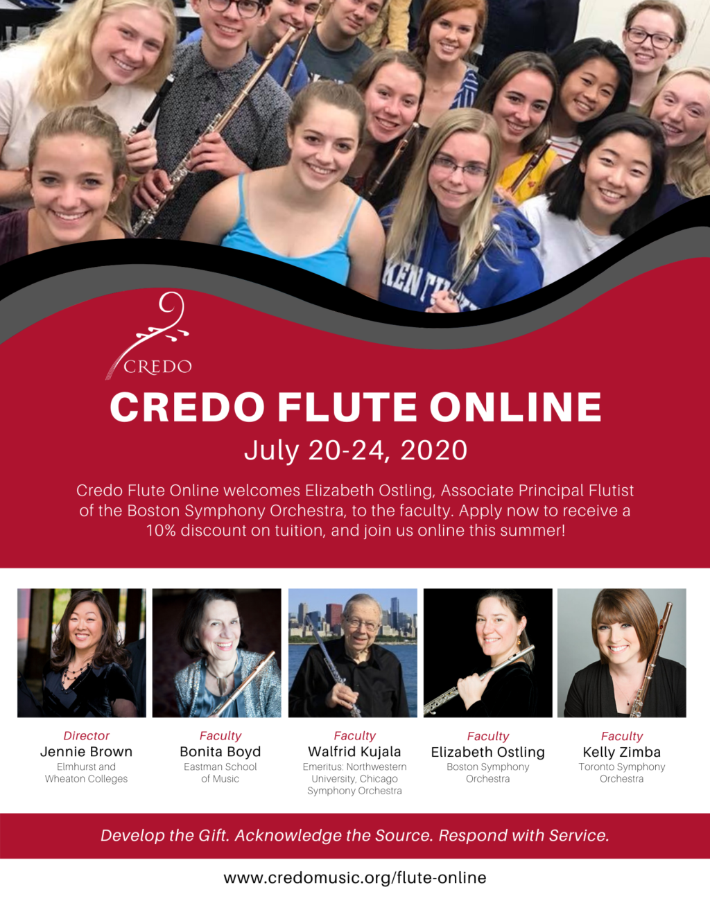 Credo Flute